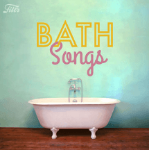 Bath songs to relax