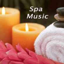 Ultimate Spa Music collection for a relaxing bath