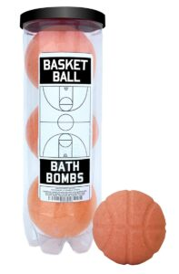 basketball bath bombs